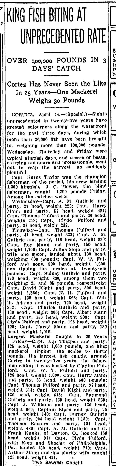 Tampa Tribune - Sunday, April 16, 1916 web