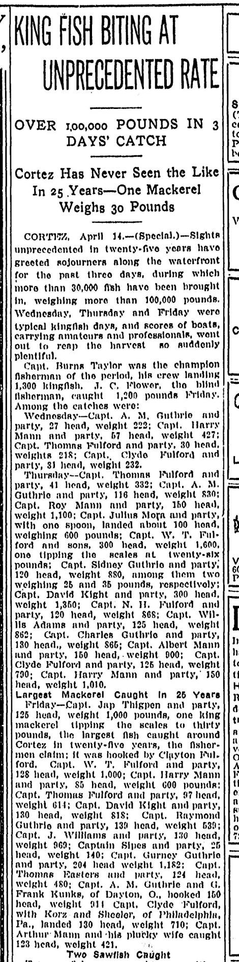 Tampa Tribune - Sunday, April 16, 1916 web